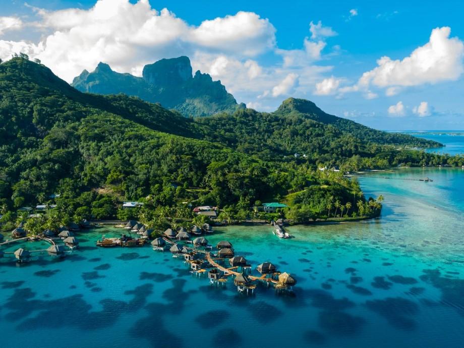 Bora Bora Private Jet Charter
