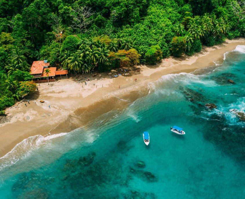 Costa Rica Private Jet Charter