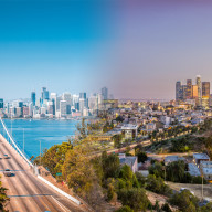 Private Jet Charter San Francisco to Los Angeles