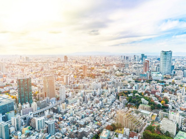 Tokyo Private Jet Charter
