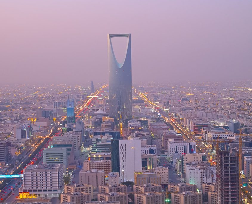 Saudi Arabia Private Jet Charter