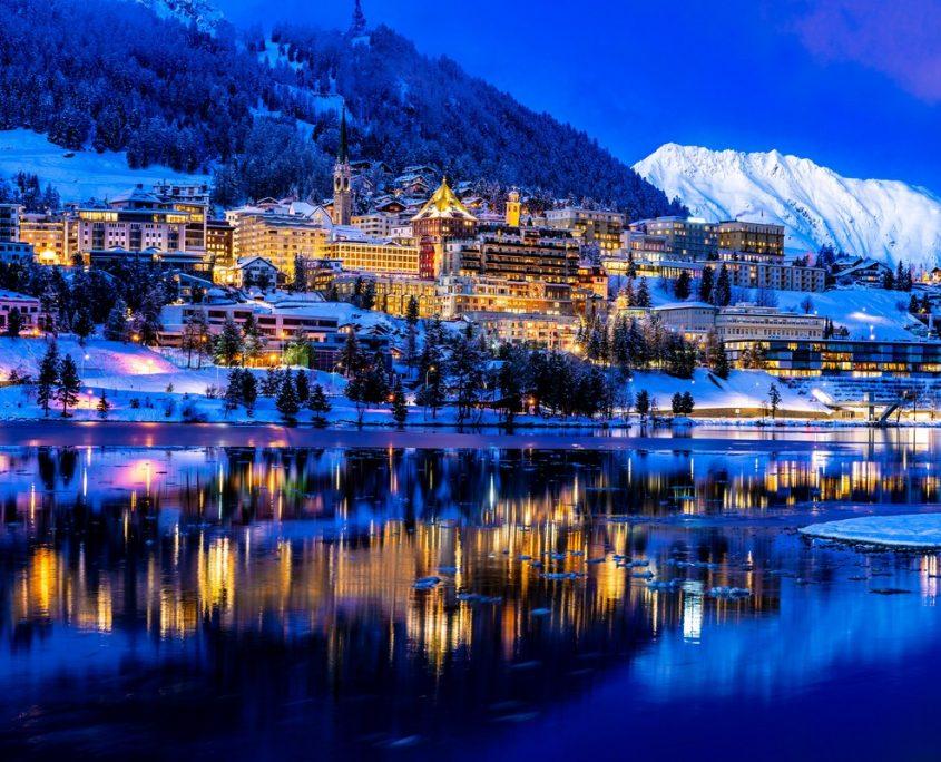 St. Moritz Private Jet Charter