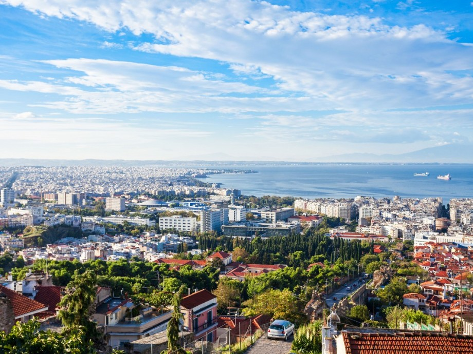 Thessaloniki Private Jet Charter