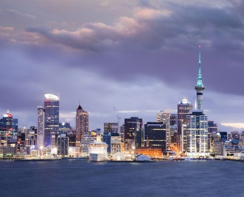 Auckland Private Jet Charter