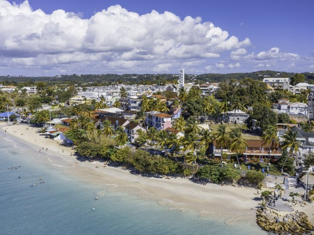 Guadeloupe Private Jet Charter
