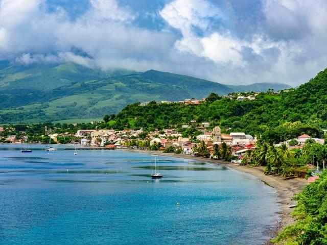 Martinique Private Jet Charter