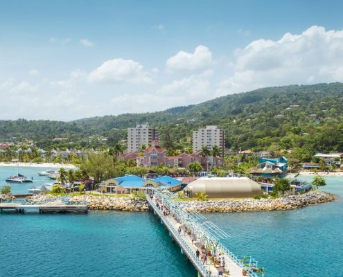 Ocho Rios Private Jet Charter