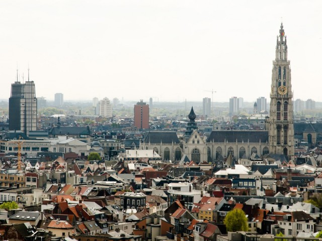 Antwerp Private Jet Charter