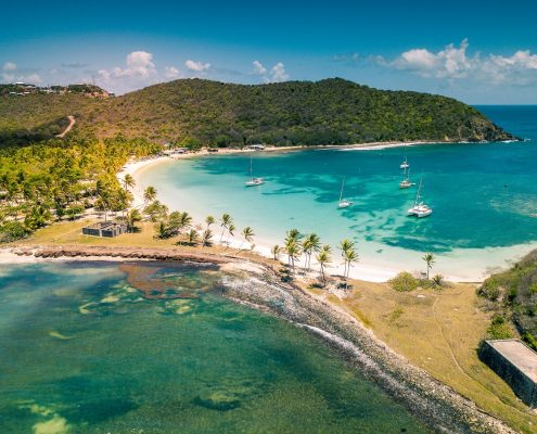 Mayreau Private Jet Charter