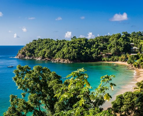 Trinidad and Tobago Private Jet Charter