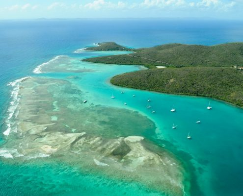 Culebra Island Private Jet Charter