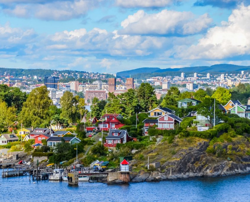 Oslo, Norway Private Jet Charter