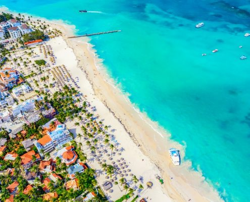 Punta Cana Private Jet Charter