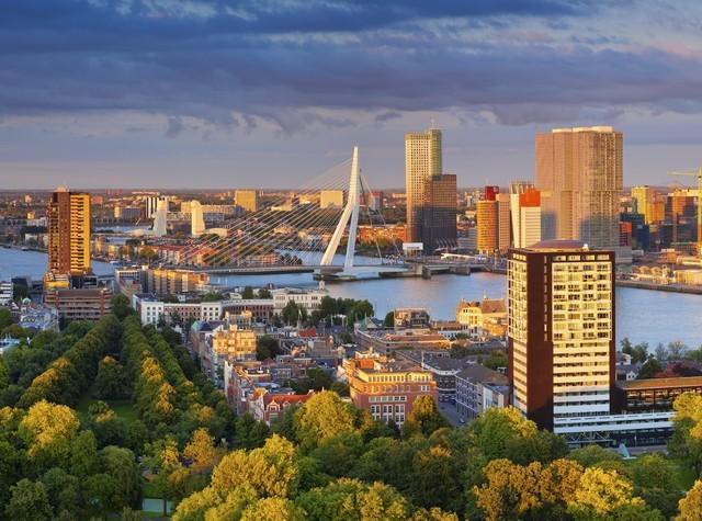 Rotterdam, Netherlands Private Jet Charter