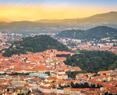 Graz Private Jet Charter