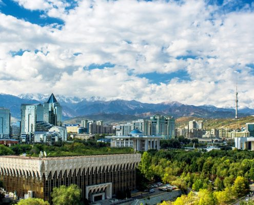 Almaty Private Jet Charter