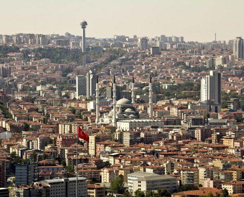 Ankara Private Jet Charter