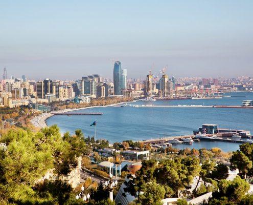 Baku Private Jet Charter