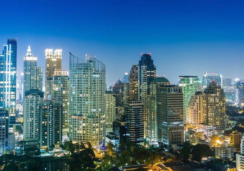 Bangkok Private Jet Charter