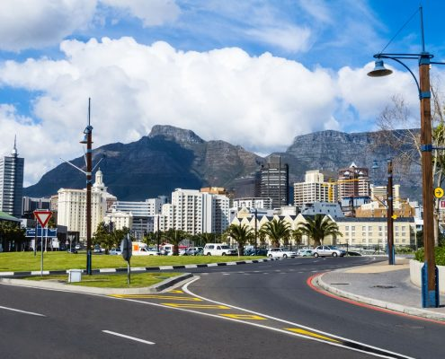 Cape Town Private Jet Charter