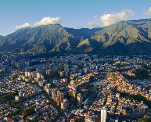 Caracas Private Jet Charter