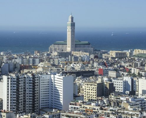 Casablanca Private Jet Charter