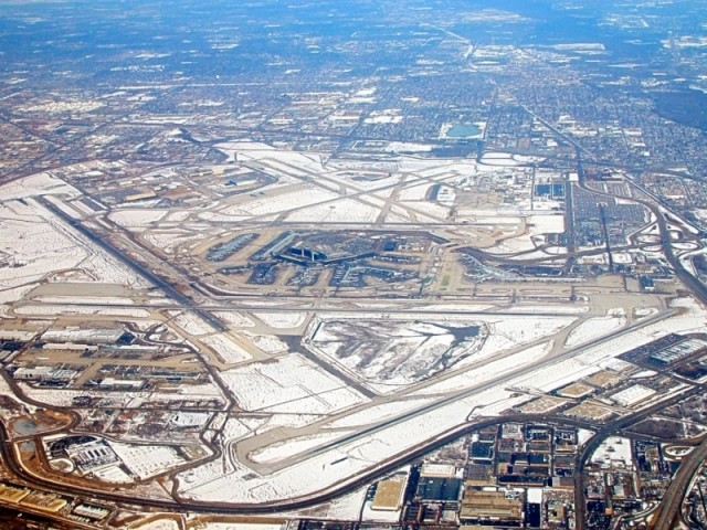 Chicago O'Hare International Airport (ORD, KORD) Private Jet Charter