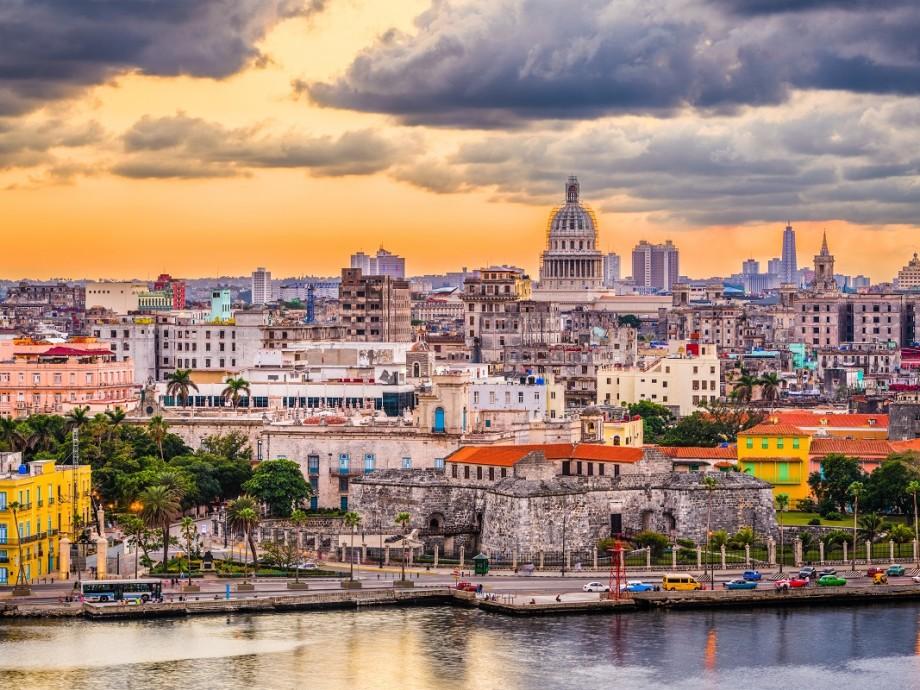 Cuba Private Jet Charter