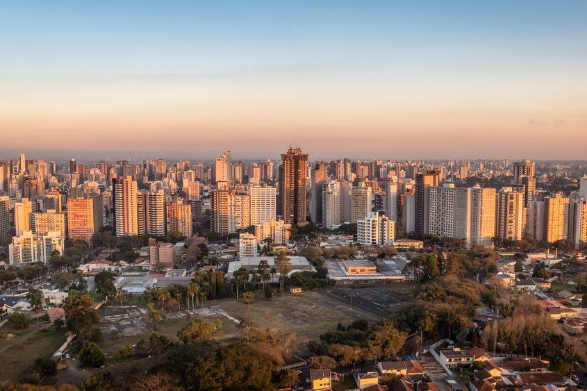 Curitiba Private Jet Charter