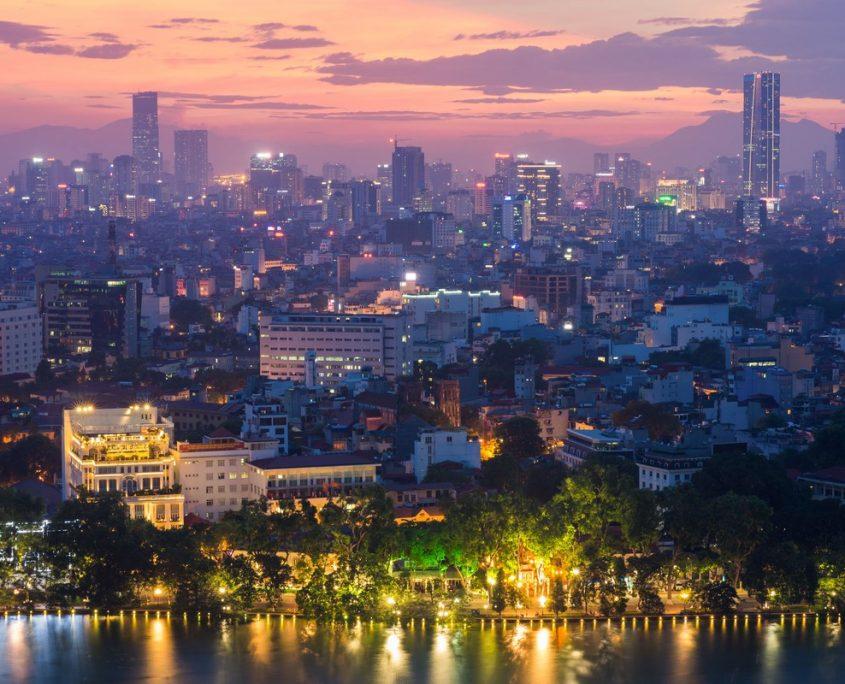 Hanoi Private Jet Charter