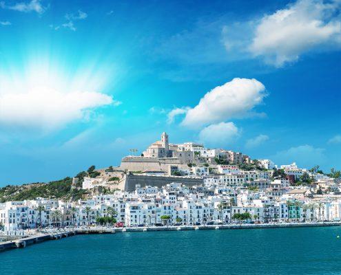 Ibiza Private Jet Charter