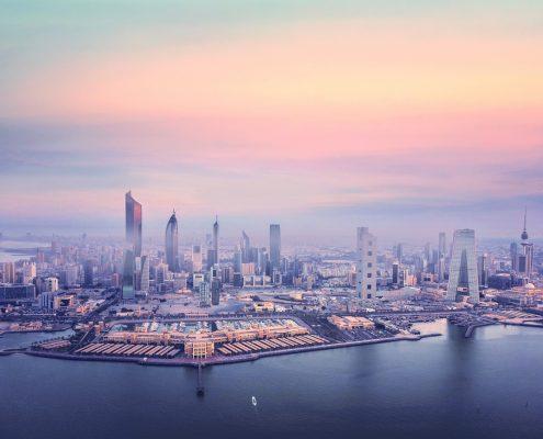 Kuwait City Private Jet Charter