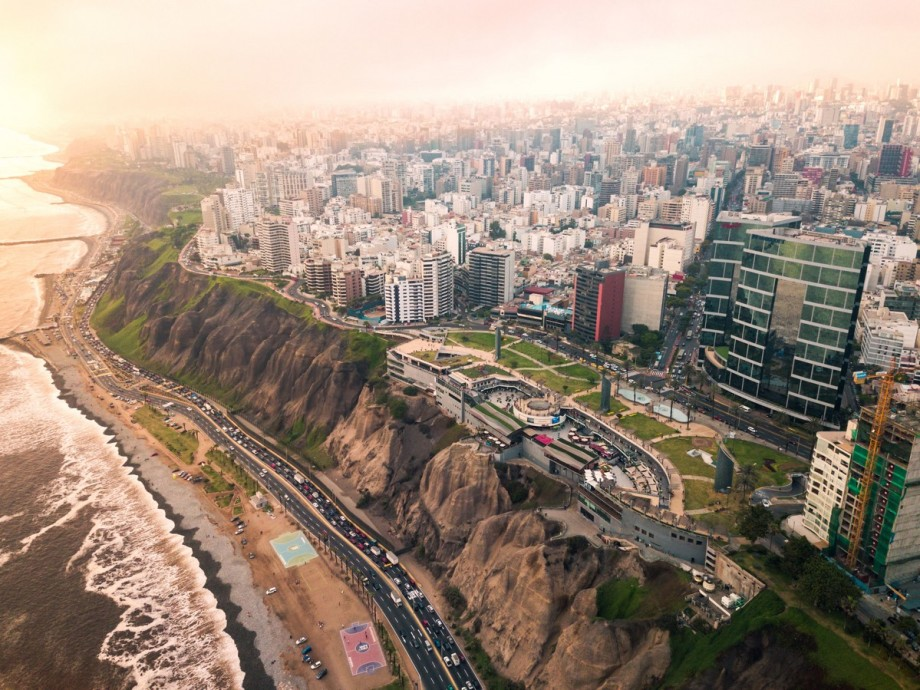 Lima Private Jet Charter