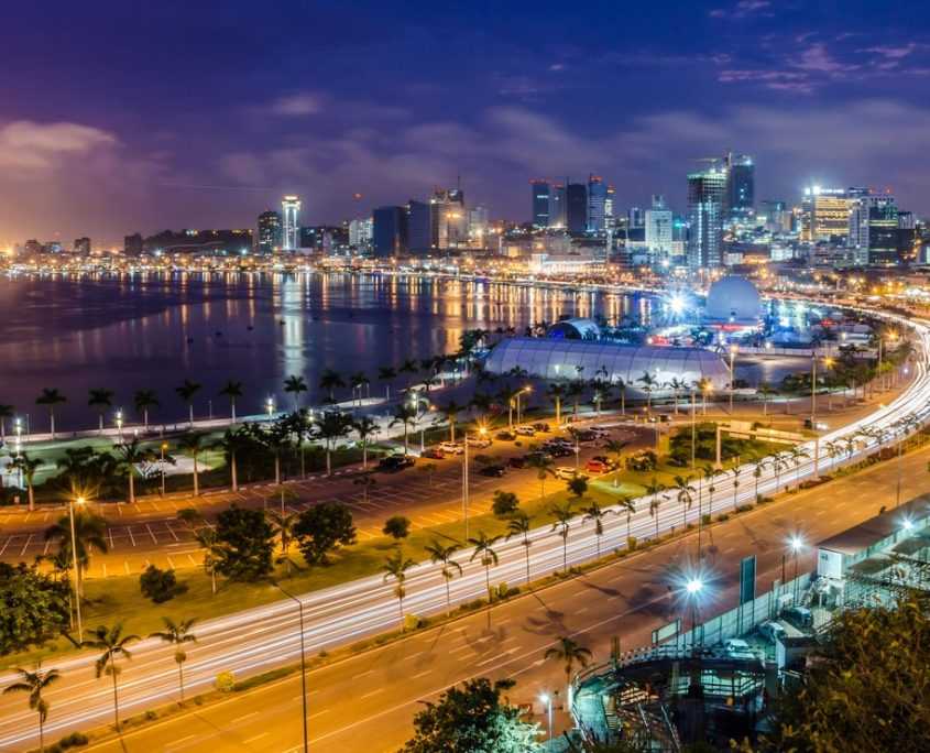 Luanda Private Jet Charter