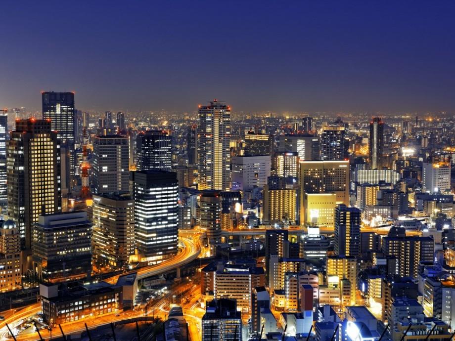 Osaka Private Jet Charter