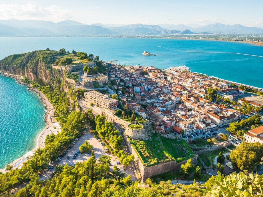 Peloponnese Private Jet Charter