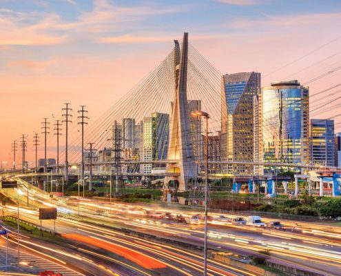 Sao Paulo Private Jet Charter