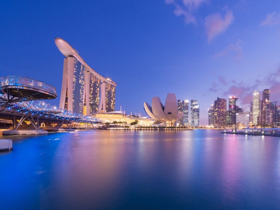 Singapore Private Jet Charter