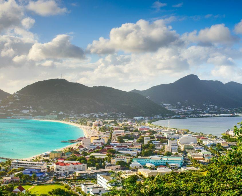 Sint Maarten Private Jet Charter