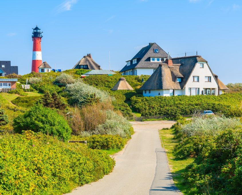 Sylt Private Jet Charter