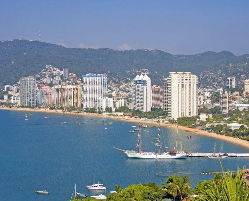 Acapulco Private Jet Charter