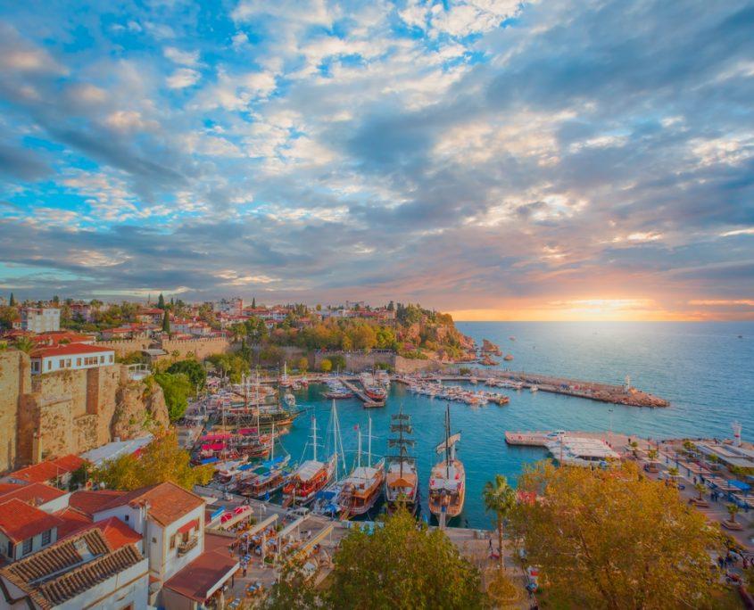 Antalya, Turkey Private Jet Charter