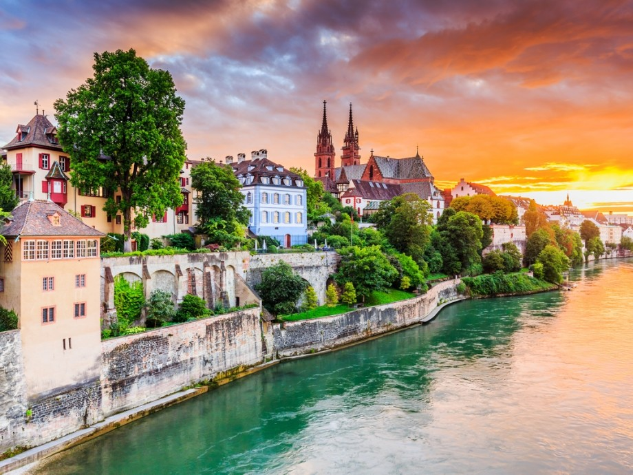 Basel Private Jet Charter