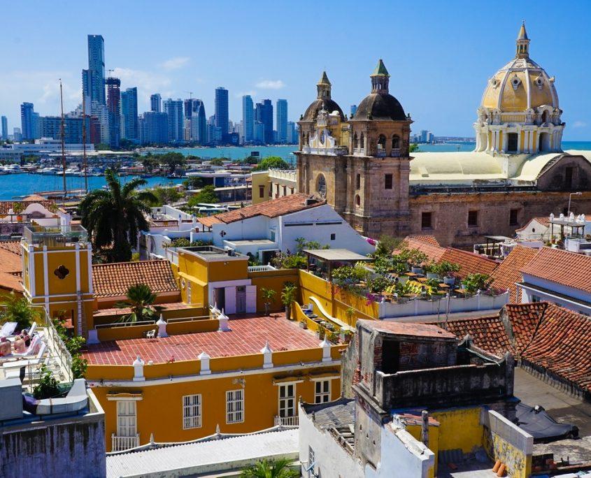 Cartagena Private Jet Charter