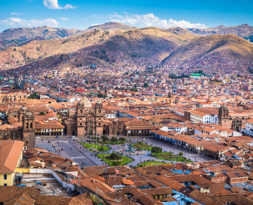 Cusco Private Jet Charter