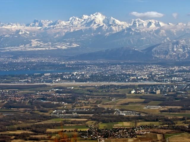 Geneva Airport (GVA, LSGG) Private Jet Charter