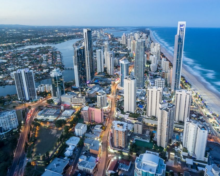 Gold Coast Private Jet Charter