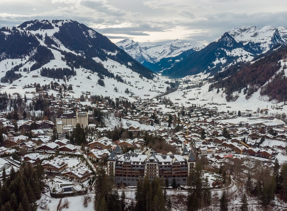 Gstaad Private Jet Charter