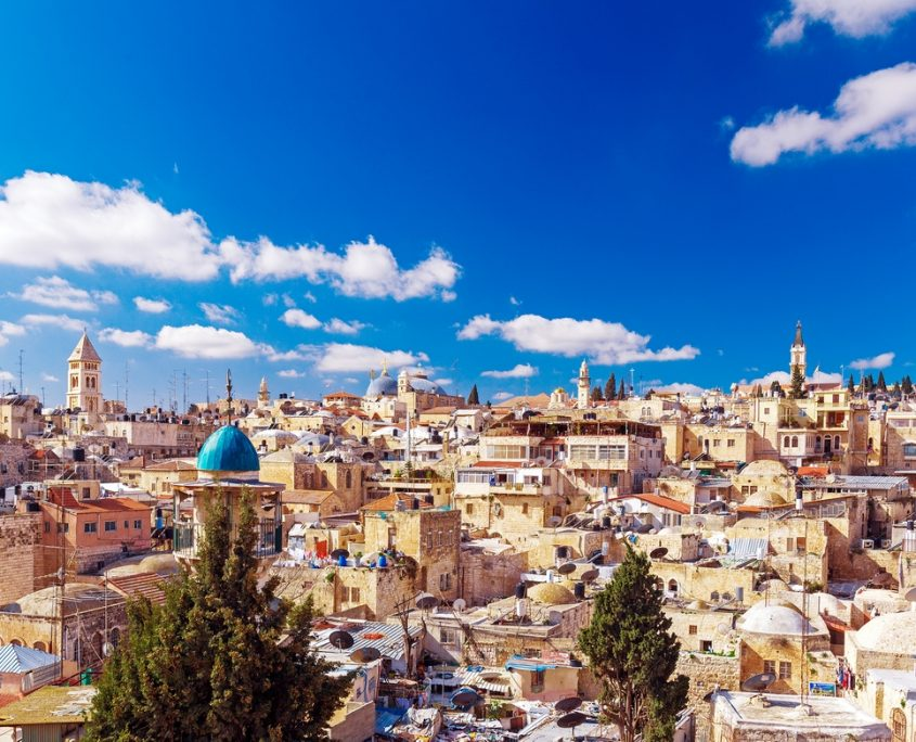 Jerusalem Private Jet Charter