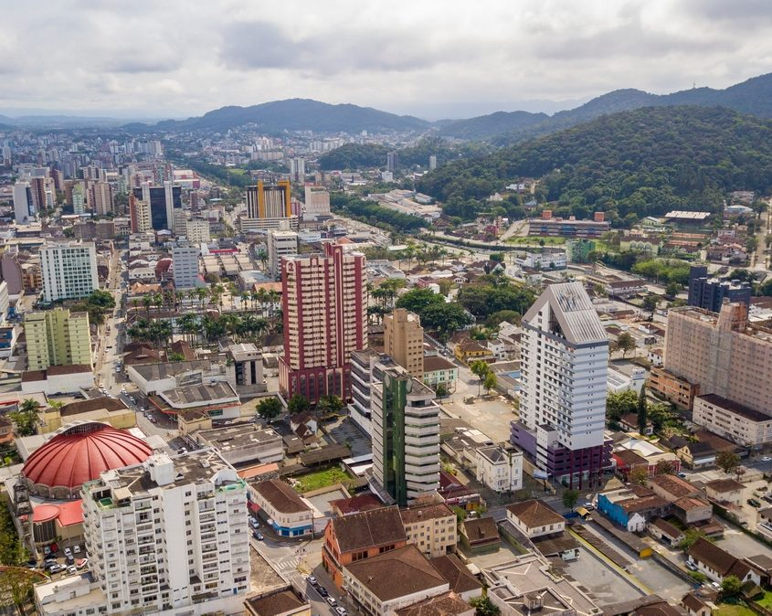 Joinville Private Jet Charter